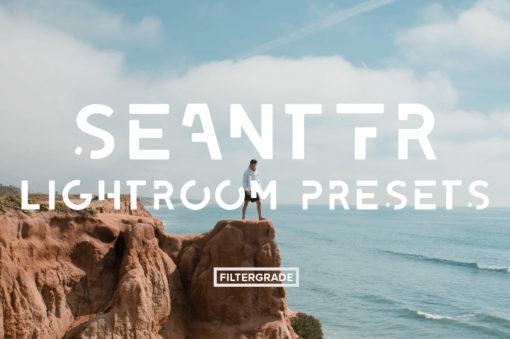 6 - Featured - Seantfr Lightroom Presets - Sean Kim - FilterGrade Digital Marketplace