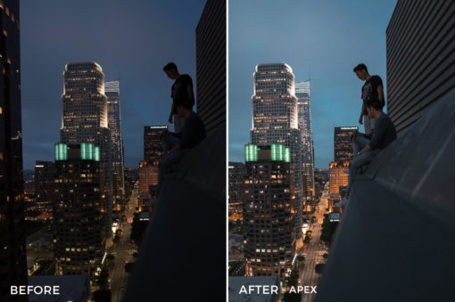 2 - Apex - Seantfr Lightroom Presets - Sean Kim - FilterGrade Digital Marketplace