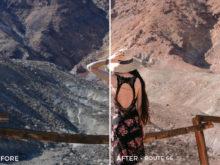 7 - Route 66 - The Travel Series Lightroom Presets - Vesa Muhaxheri - FilterGrade Digital Marketplace