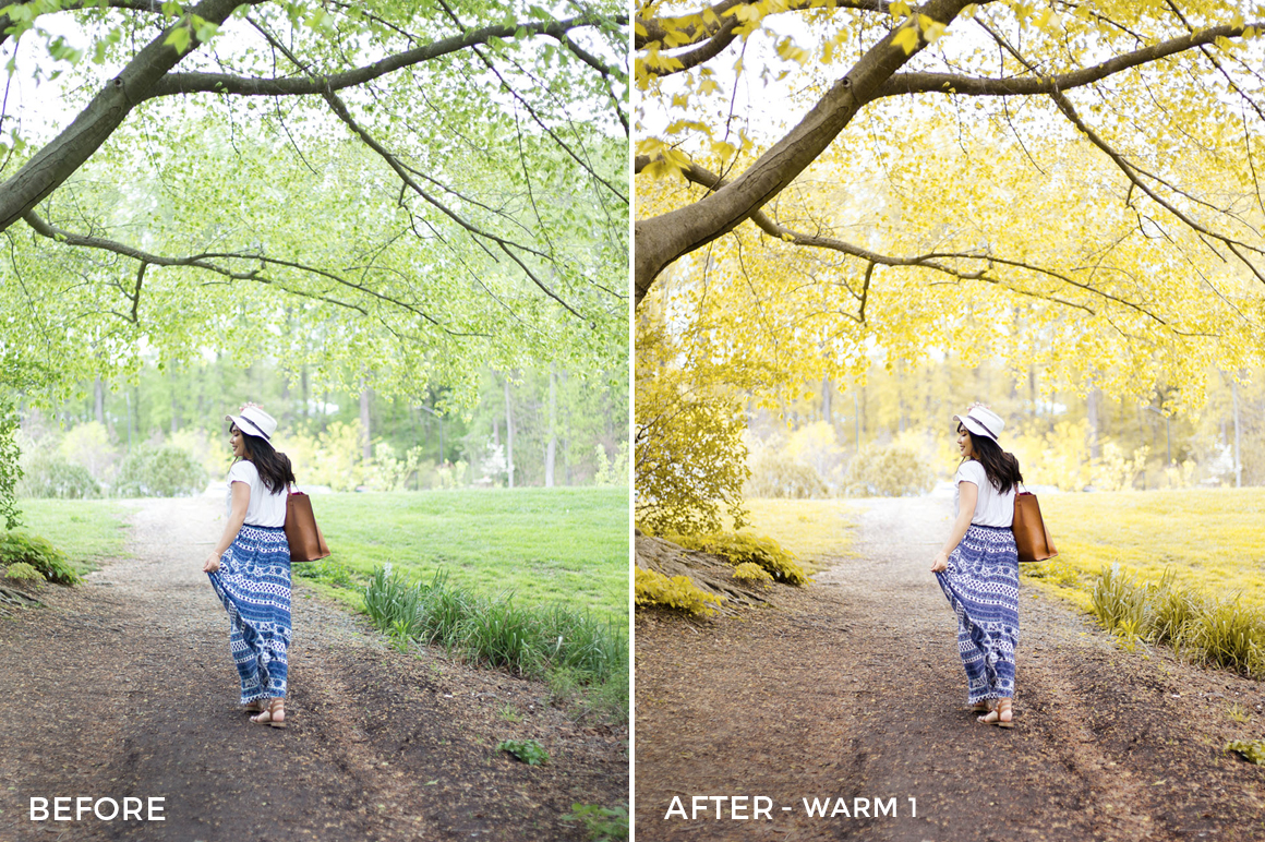 10 - Warm 1 - Corinth Suarez Lightroom Presets - FilterGrade Digital Marketplace