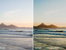 4 - I Love Contrast - Osse Greca Sinare Sand & Waves Lightroom Presets - FilterGrade Digital Marketplace