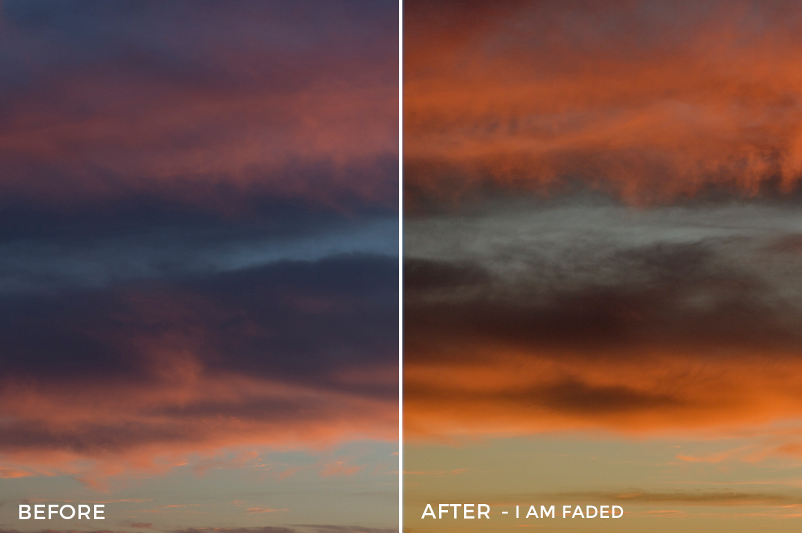 3 - I am Faded - Osse Greca Sinare Sand & Waves Lightroom Presets - FilterGrade Digital Marketplace
