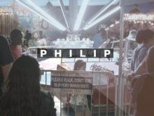 philip video color grade