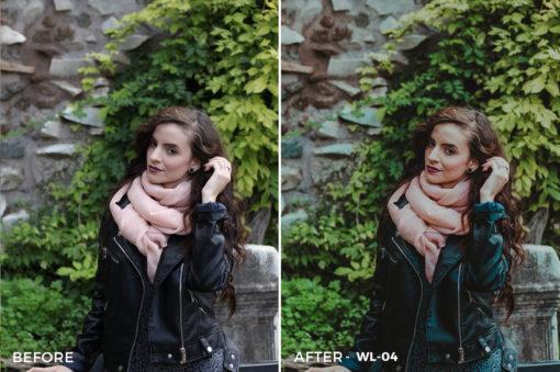 4 Milka Delcheva Wanderlust Lightroom Presets- FilterGrade Marketplace
