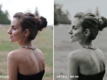 1 Milka Delchavec Soft Dreams Lightroom Presets - FilterGrade Marketplace