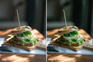 7 Deep Detail Sean Dalton Cafe & Food Film Lightroom Presets - FilterGrade Marketplace