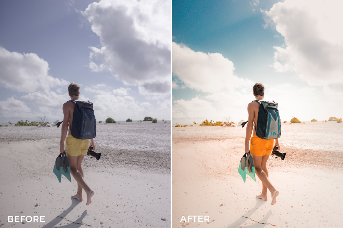 10 Matt Larson Lightroom Presets - FilterGrade Marketplace