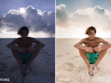 9 Matt Larson Lightroom Presets - FilterGrade Marketplace