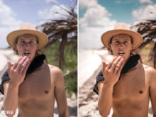 8 Matt Larson Lightroom Presets - FilterGrade Marketplace