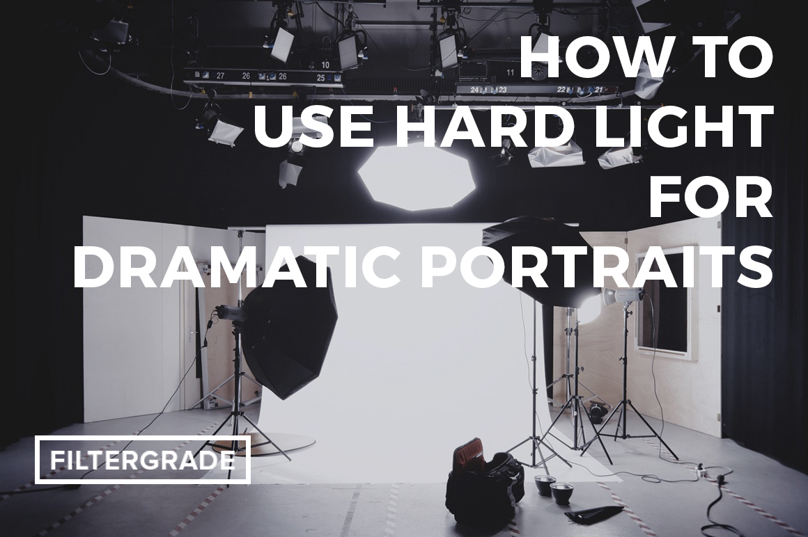1 How to Use Hard Light for Dramatic Portraits