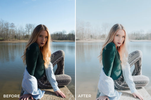9 Plastered Lightroom Presets - FilterGrade Marketplace
