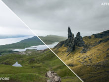 7 The Alpinists Lightroom Presets - FilterGrade Marketplace