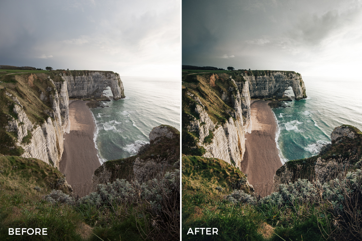 5 The Alpinists Lightroom Presets - FilterGrade Marketplace