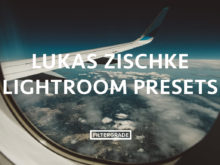 Featured Lukas Zischke Lightroom Presets - FilterGrade Martketplace