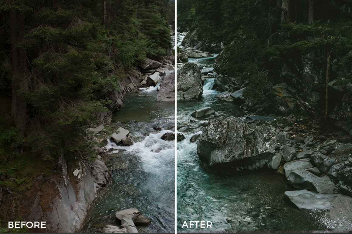 1 Patrick Pfaff Lightroom Presets - FilterGrade Digital Marketplace