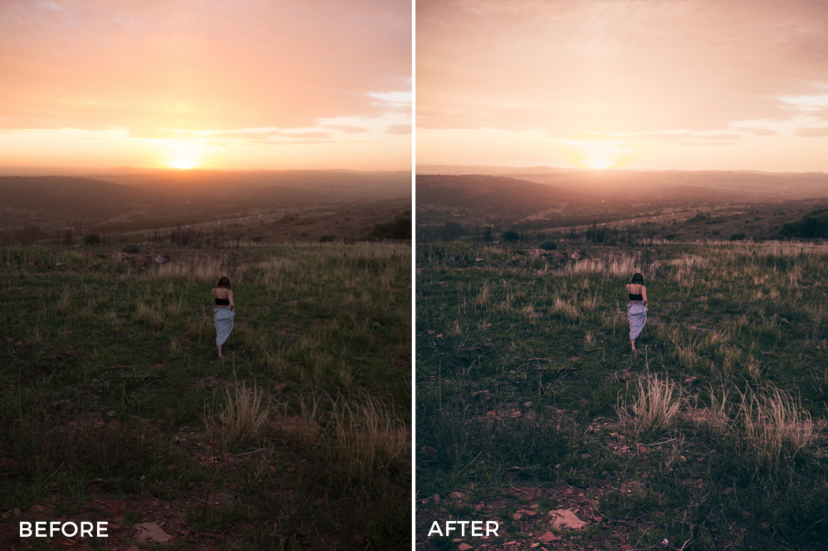11 Louw Lemmer Lightroom Presets - FilterGrade Marketplace