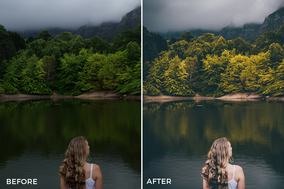 6 Louw Lemmer Lightroom Presets - FilterGrade Marketplace