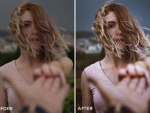 5 Louw Lemmer Lightroom Presets - FilterGrade Marketplace