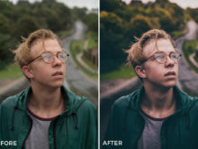 4 Louw Lemmer Lightroom Presets - FilterGrade Marketplace