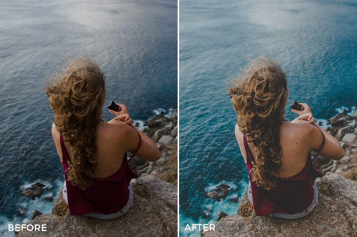 1 Louw Lemmer Lightroom Presets - FilterGrade Marketplace