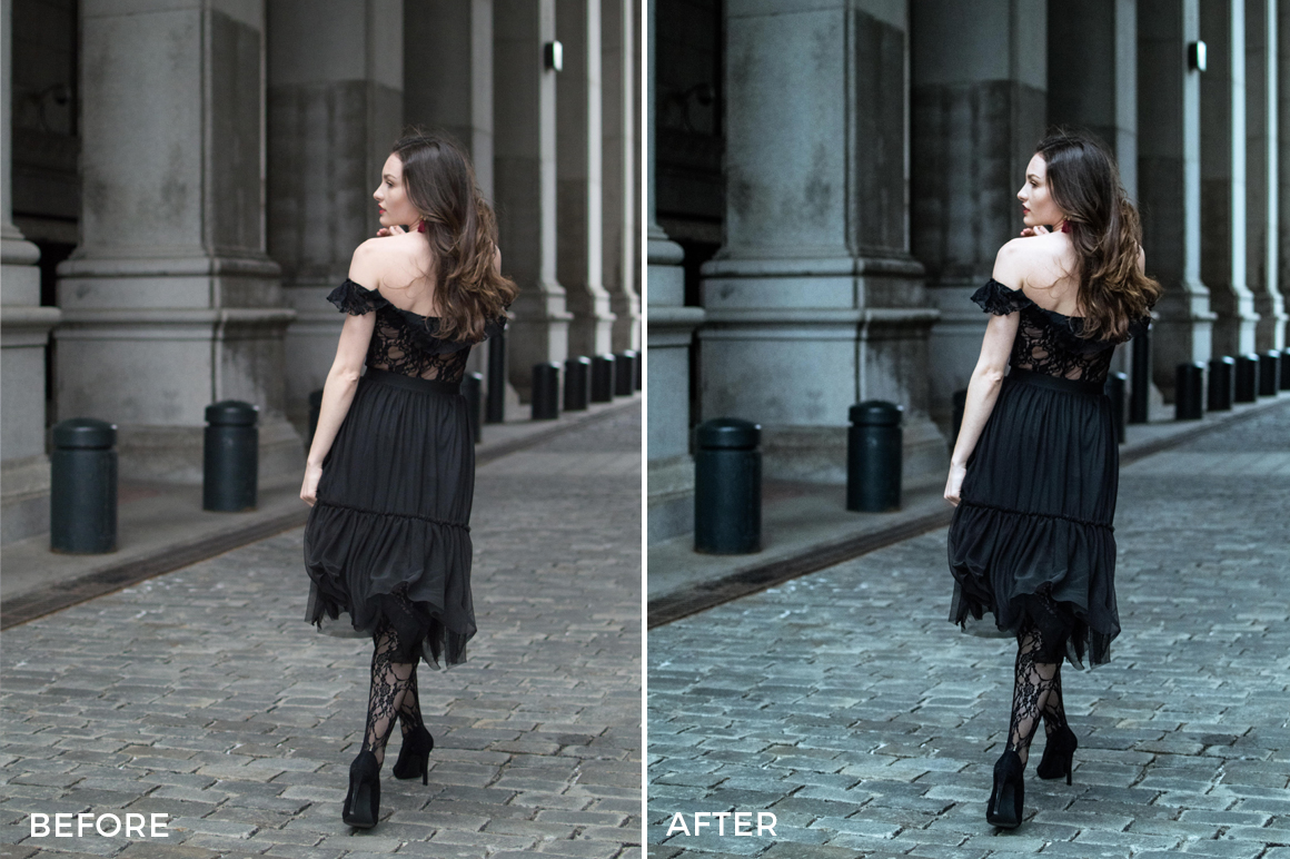 3 Tiffany Chen Street Style Lightroom Presets - FilterGrade Marketplace