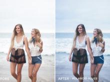 5 Polaroid Blues - Shay Eddins Lightroom Presets - Shay Eddins Photography - Filtergrade Digital Marketplace