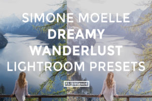 Featured Simone Moelle Dreamy Wanderlust Lightroom Presets - FilterGrade Digital Marketplace