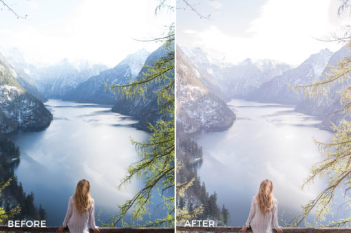 8 Simone Moelle Dreamy Wanderlust Lightroom Presets - FilterGrade Digital Marketplace