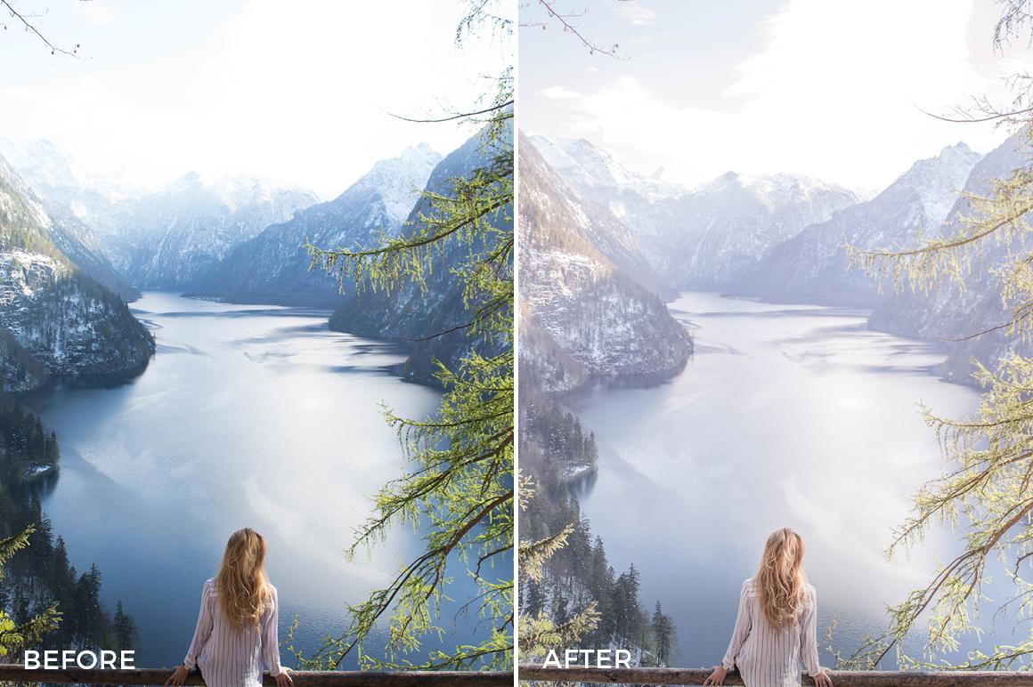 8 Simone Moelle Dreamy Wanderlust Lightroom Presets - FilterGrade Digital Marketplace