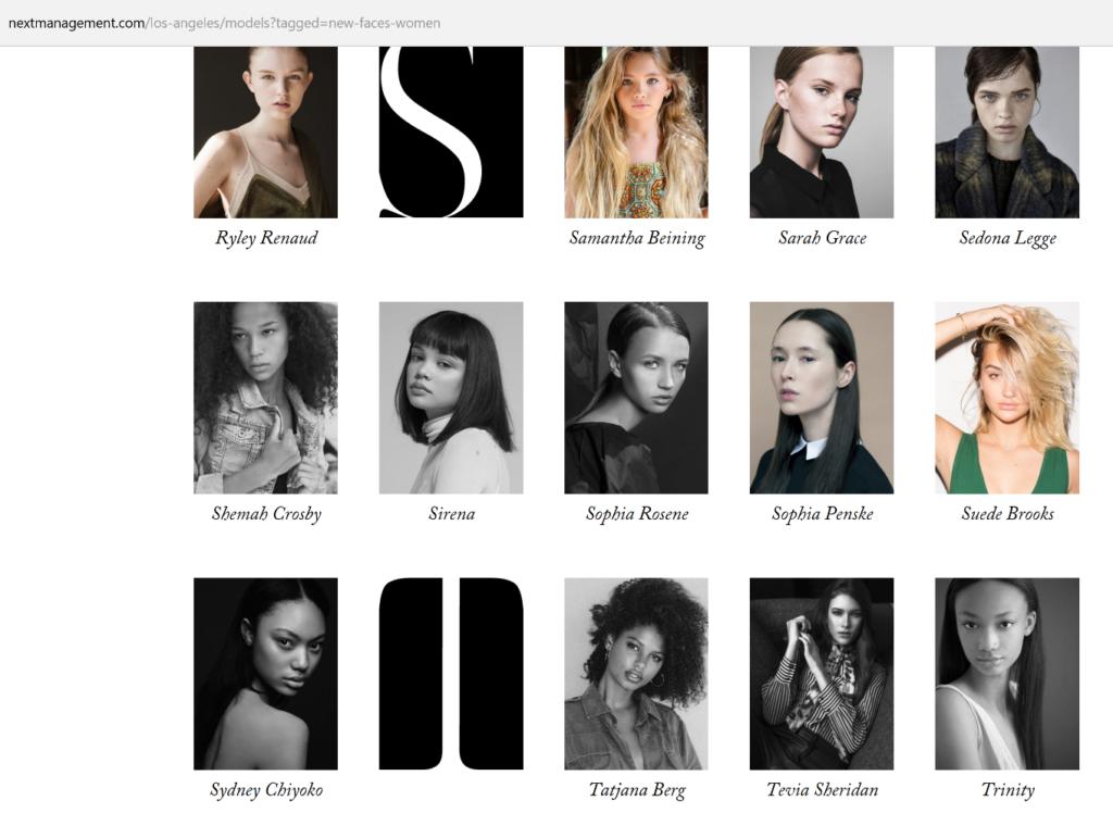 pro models agency