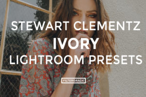 8 featured - Stewart Clementz Retro Lightroom Presets - Stew Caldo Photography - Hive Creatives - FilterGrade Digital Marketplace