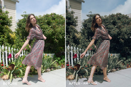 1 Amanda - Stewart Clementz Retro Lightroom Presets - Stew Caldo Photography - Hive Creatives - FilterGrade Digital Marketplace