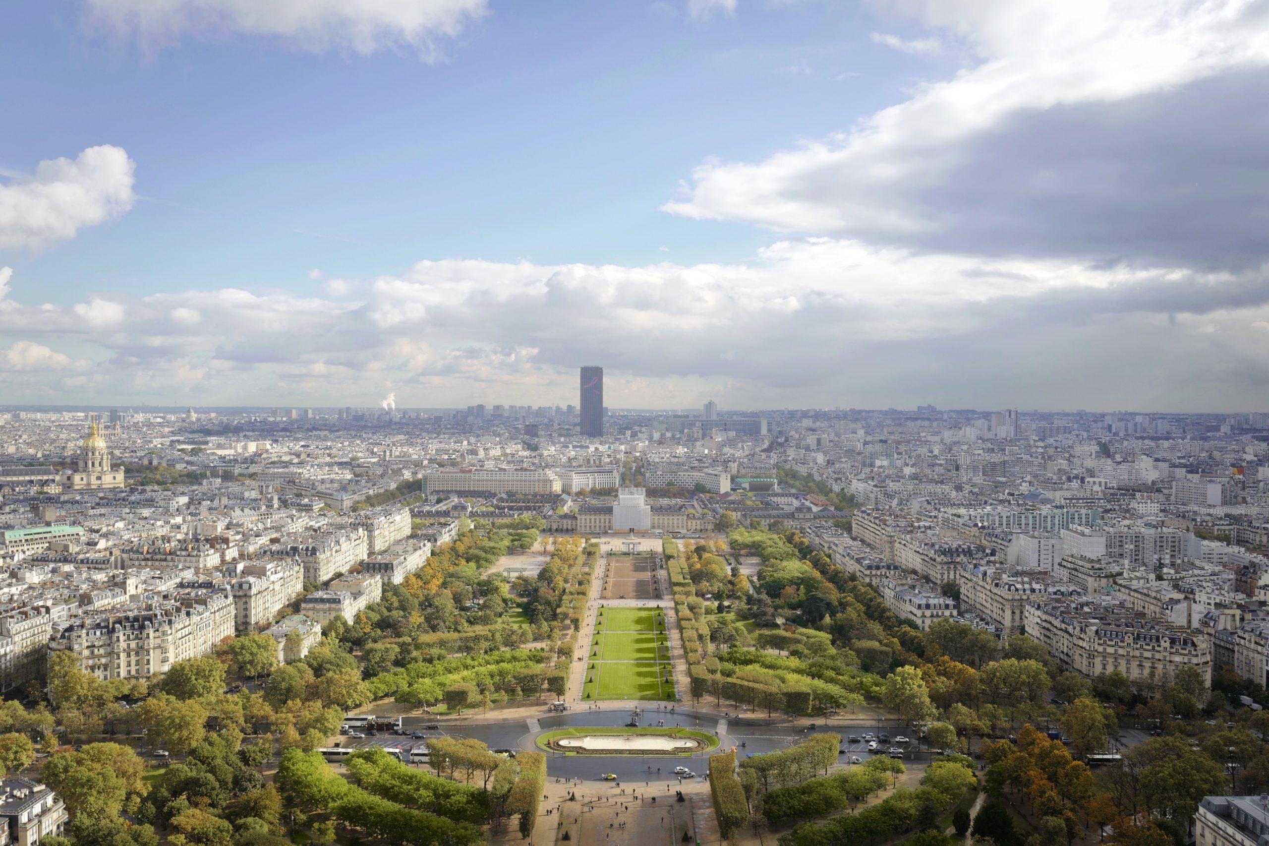 paris view - filtergrade blog