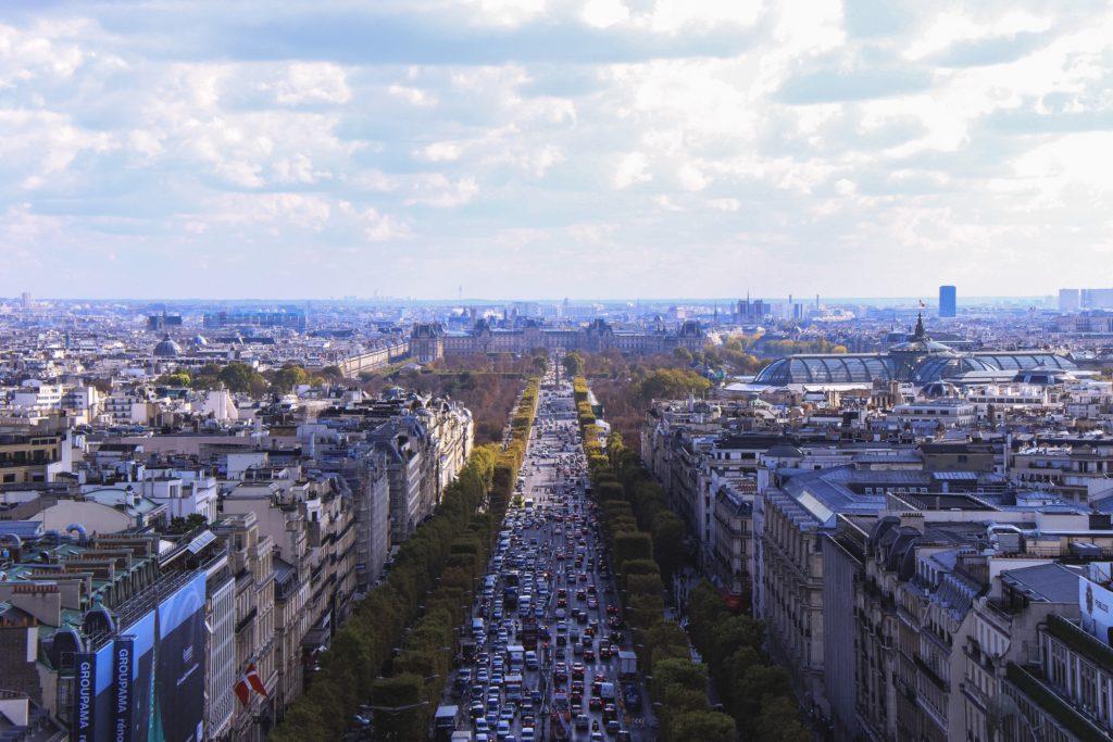Arc De Triomphe 1 - FilterGrade Blog