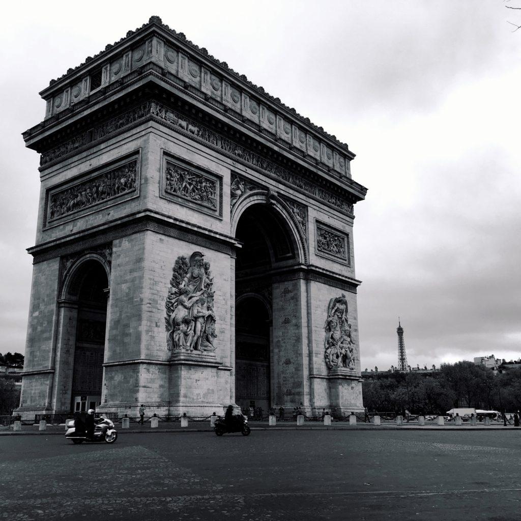 Arc De Triomphe - FilterGrade Blog
