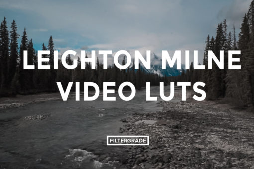 Featured - Leighton Milne Video LUTs - FilterGrade Digital Marketplace