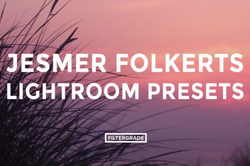 Featured - Jesmer Folkerts Lightroom Presets - Jesmer Folkerts Photography - FilterGrade Digital Marketplace