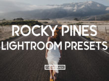 10 Featured - Rocky Pines Lightroom Presets - Forrest Blake Photography - Nubko - FilterGrade Digital Marketplace