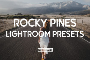 10 Featured - Rocky Pines Lightroom Presets - Forrest Blake Photography - Nubko - FilterGrade Digital Marketplace