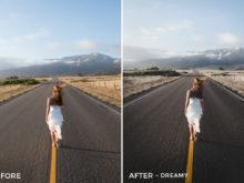 4 Dreamy - Rocky Pines Lightroom Presets - Forrest Blake Photography - Nubko - FilterGrade Digital Marketplace