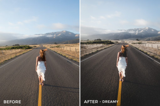 4 Dreamy - Rocky Pines Lightroom Presets - Forrest Blake Photography - Nubko - FilterGrade Digital Marketplace