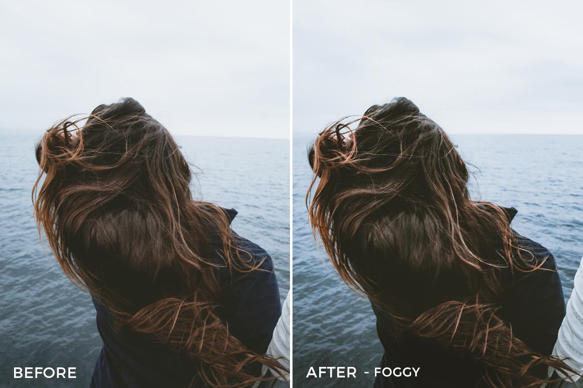 3 Foggy - Rocky Pines Lightroom Presets - Forrest Blake Photography - Nubko - FilterGrade Digital Marketplace