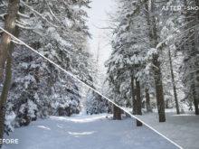 1 Snow - Rocky Pines Lightroom Presets - Forrest Blake Photography - Nubko - FilterGrade Digital Marketplace