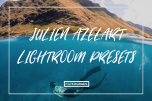 Featured - Julien Azelart Lightroom Presets - julienazelart - FilterGrade Digital Marketplace