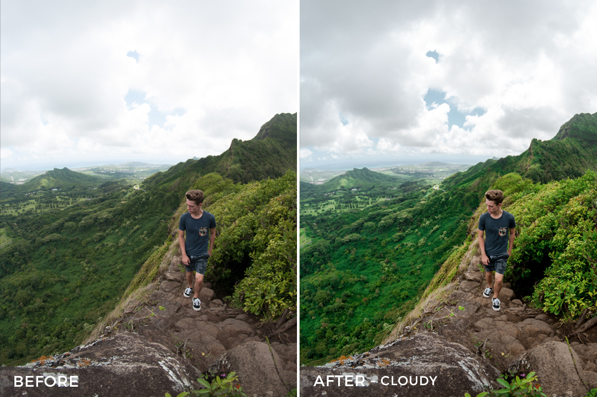 1 Cloudy - Julien Azelart Lightroom Presets - julienazelart - FilterGrade Digital Marketplace