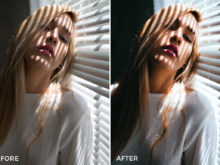 7 Kal Visuals Moody Portrait Lightroom Presets - Kyle Andrew Loftus - FilterGrade Digital Marketplace