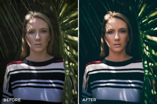 2 Kal Visuals Moody Portrait Lightroom Presets - Kyle Andrew Loftus - FilterGrade Digital Marketplace