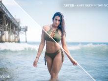 6 Knee Deep in the Ocean - Kal Visuals Moody Portrait Lightroom Presets - Kyle Andrew Loftus - FilterGrade Digital Marketplace