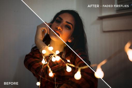 4 Faded Fireflies - Kal Visuals Moody Portrait Lightroom Presets - Kyle Andrew Loftus - FilterGrade Digital Marketplace