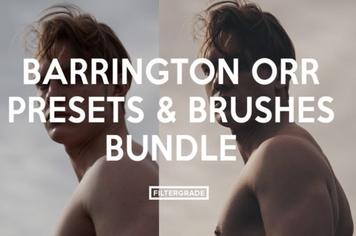 Featured - Barrington Orr Presets & Brushes Bundle - Barrington Orr Photography - FilterGrade Digital Marketplace